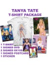 T-Shirt Lady Titan Tanya Tate Package